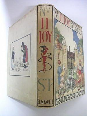 Number Eleven Joy Street: A Medley of: Michael Lynn, Ed.