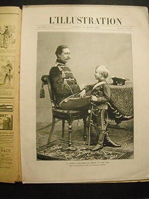 L'Illustration: Journal Universel - 10 Mars 1888: N/a