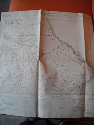 Map of Yorkshire: Sheet NZ 90 NW