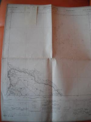 Map of Yorkshire: Sheet NZ 91 SW