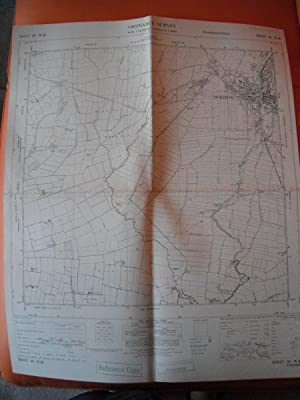 Map of Yorkshire: Sheet SE 78 SE