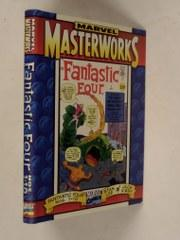 Marvel Masterworks: The Fantastic Four nos 1 - 10