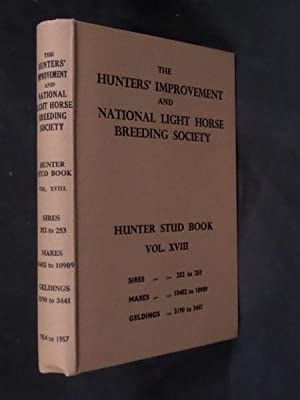 The Hunters' Improvement and National Light Horse: N/a