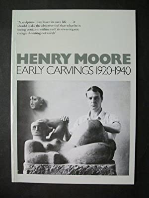Henry Moore: Early Carvings 1920-1940