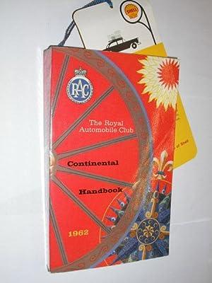 Royal Automobile Club Guide & Handbook 1946-47: N/A