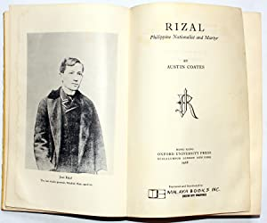 anderson s reading of rizal and philippine nationalism A national artist of the philippines is a rank or a title given to a filipino citizen in recognition to the recipient's contributions to philippine arts and letters and they are not considered as a national symbol that represents traditions and ideals.