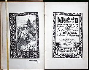 Minstrel Dick: Coleridge, Christabel R