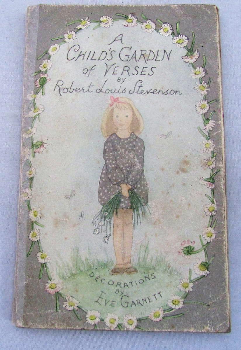 A Child 39 S Garden Of Verses By Robert Louis Stevenson Penguin Puffin Middlesex England Soft