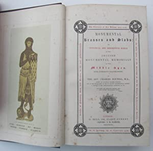 Monumental Brasses and Slabs: An Historical and: Charles Boutell (The