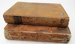 Homeri Ilias Graece et Latine. Annotationes in: Homer: Samuel Clarke