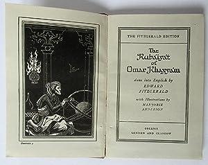 The Rubaiyat of Omar Khayyam: Edward Fitzgerald: Marjorie