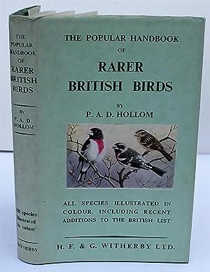 The popular handbook of rarer British birds: P A D