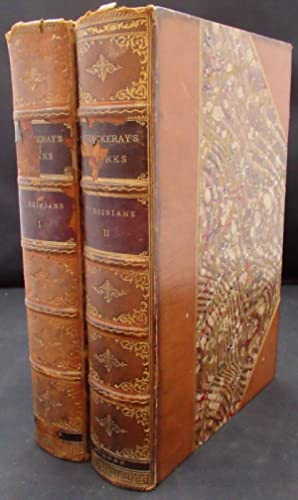 The Virginians - A Tale of the Last Century - two volumes