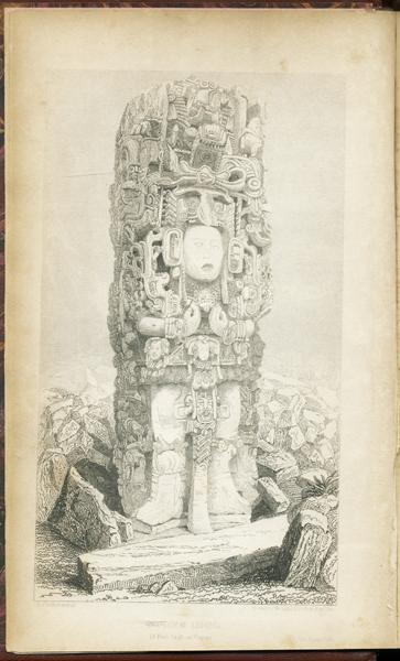 Incidents of Travels in Central America, Chiapas and the Yucatan Engraved Illustrations by ...