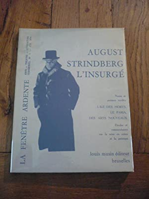 August Strindberg l?insurgé