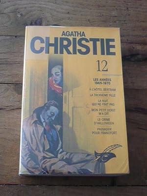 Agatha Christie 12 : Les années 1965: CHRISTIE (Agatha)