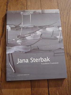 JANA STERBAK Condition contrainte: COLLECTIF
