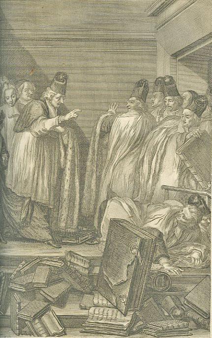 Oeuvres De Mr. Boileau Despreaux Avec Des Eclaircissemens Historiques Donnez Par Lui-meme 2 Vols. ...