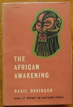The African Awakening: Davidson,Basil