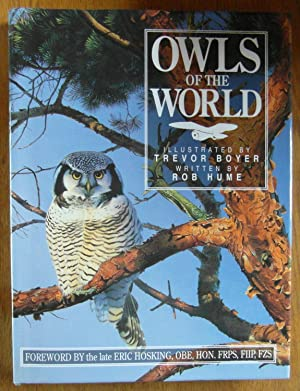 Owls of the World: Boyer, Trevor; Hume, Rob