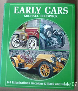 Early Cars: 144 Illustrations in colour & black and white.