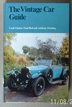 The Vintage Car Guide.