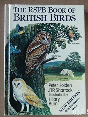 The RSPB Book of British Birds, New Ed.