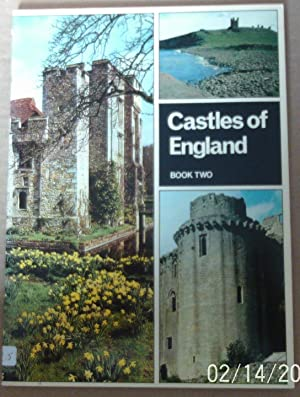 Castles of England. Book Two.