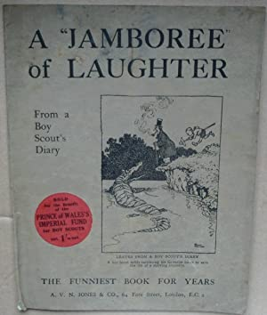 "A ""Jamboree"" of Laughter. From a Boy: W Heath Robinson"