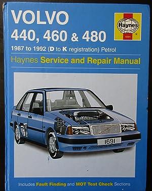 9781859602775 volvo 440 460 and 480 service and repair manual rh abebooks com Haynes Repair Manuals Mazda Haynes Repair Manuals Mazda