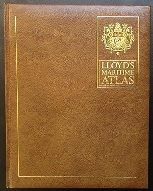 Lloyd's Maritime Atlas. A Comprehensive List of: Davis, E.G.