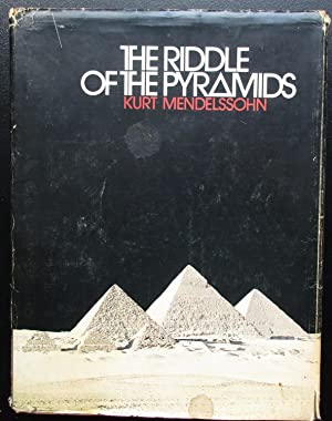 The Riddles of The Pyramids. 15 colour illustrations & 42 line drawings.