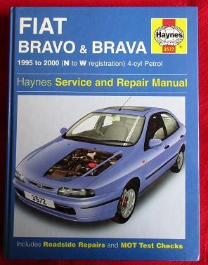 Fiat Bravo and Brava (1995-2000) Service and: A. K. Legg;