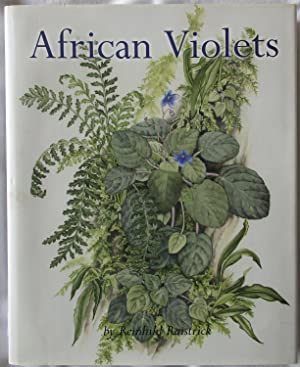 African Violets: In Search of the Wild Violets. Signed.