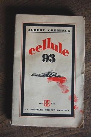 Cellule 93: Albert Crémieux