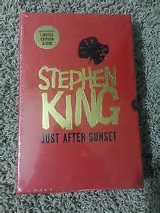 Just After Sunset - Limited Edition +: King. Stephen