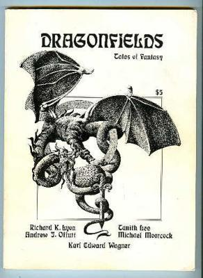 Dragonfields: Tales of Fantasy, No. 3, Summer '80