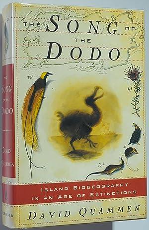 The Song of the Dodo Island Biogeography: Quammen, David