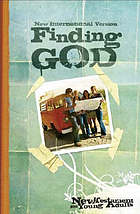Finding God New Testament for Young Adults (Finding God (Zondervan))