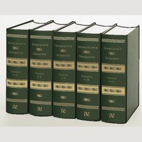 Spurgeon's Sermons, 5 Volumes: C. H. Spurgeon