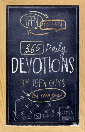 Teen to Teen: HB 365 Daily Devotions by Teen Guys for Teen Guys