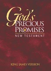 GOD'S PRECIOUS PROMISES NEW TEST: AMG Publishers