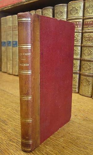 Poëmes antiques et modernes. Nouvelle édition: VIGNY (Alfred de)