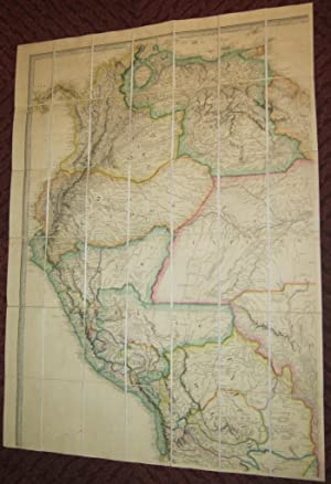 Colombia Prima or South America, in which: WYLD (James) -