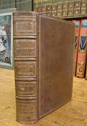 The Dramatic works of W. Shakspeare, from the text of Johnson, Steevens and Reed, with a bibliogr...
