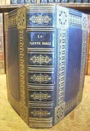La Sainte Bible. Nouvelle édition