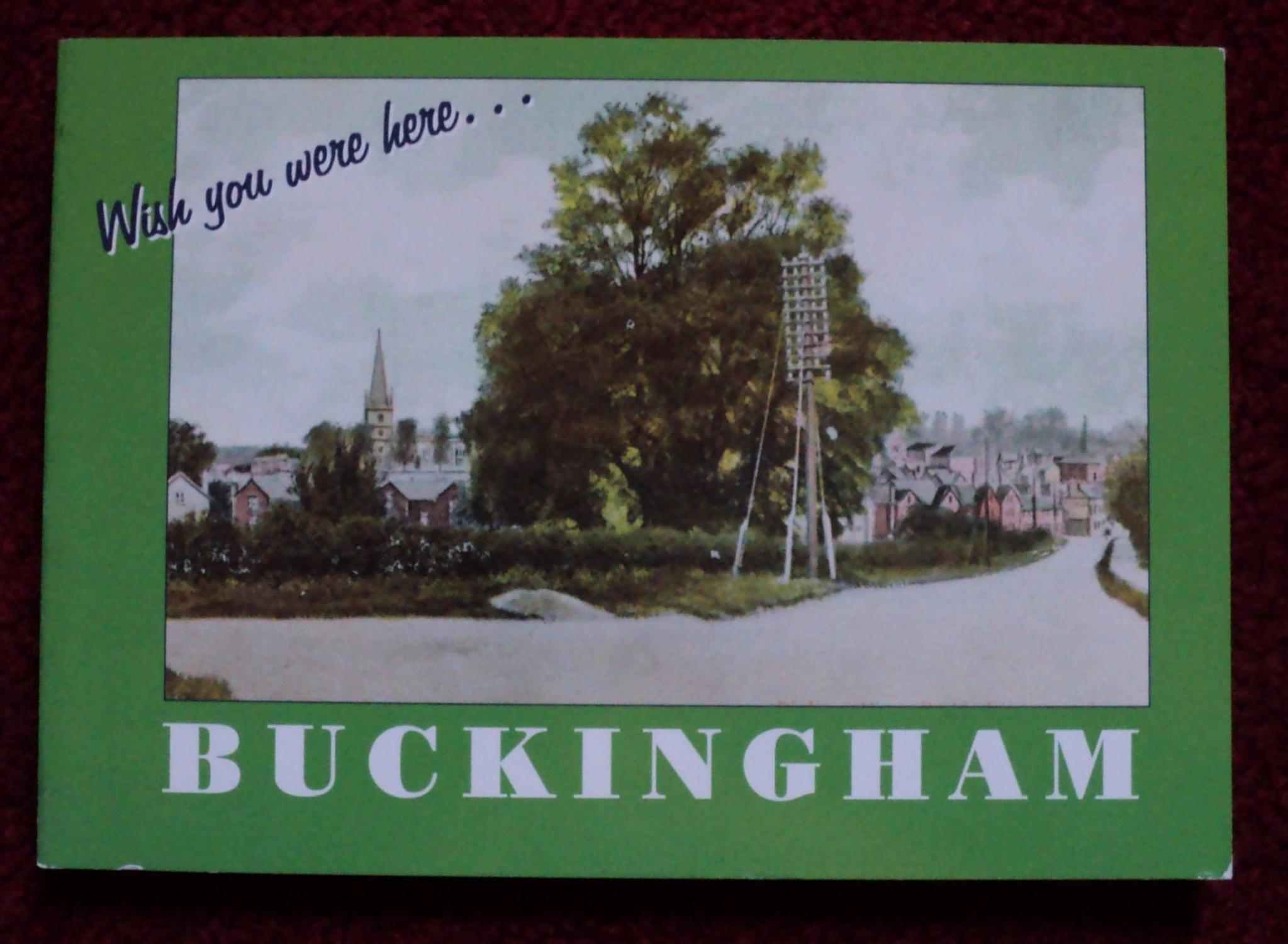 Wish You Were Here Quotes Buckingham Wish You Were Here  Signed 1St Editionbirch
