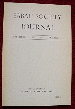 Sabah Society Journal Volume II May 1964