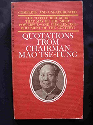 Quotations From Chairman Mao Tse-Tung
