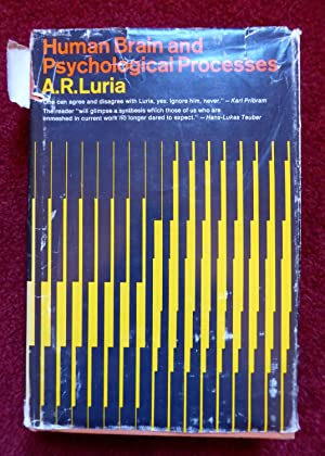 Human Brain and Psychological Processes: A R Luria